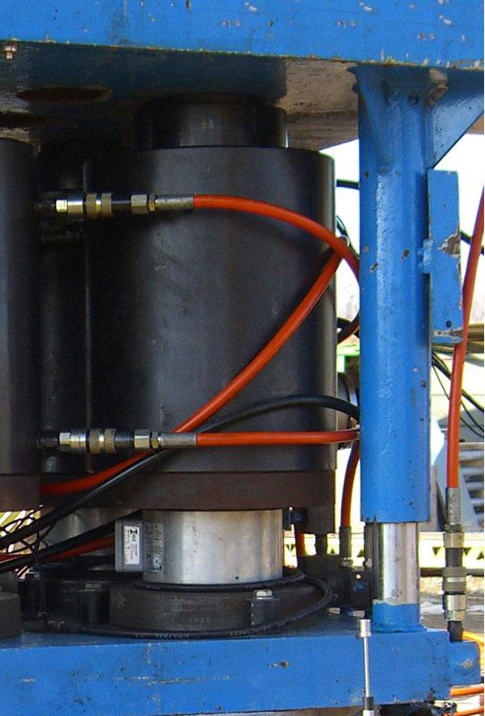 Messequipment Kraft- und Druckmessung